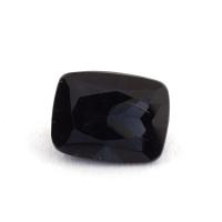 Темно-синяя шпинель антик, вес 0.68 карат, размер 6.1х4.7мм (spinel0155)