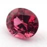 Ярко-розовая шпинель овал, вес 1.17 карат, размер 6.9х5.9мм (spinel0176)