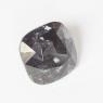 Темно-серая шпинель антик, вес 1.75 карат, размер 6.6х6.6мм (spinel0194)