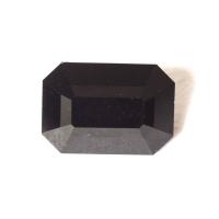 Темно-сиреневая шпинель октагон, вес 1.35 карат, размер 7.1х5мм (spinel0197)