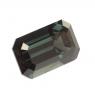 Темно-серая шпинель отличной российской огранки октагон, вес 3.65 карат, размер 11х6.6мм (spinel0214)