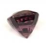 Темная пурпурная шпинель антик, вес 3.75 карат, размер 8.8х8.3мм (spinel0217)