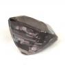 Темная лавандовая шпинель антик, вес 3.52 карат, размер 8.7х7.9мм (spinel0218)