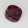 Темно-красная шпинель антик, вес 4.11 карат, размер 10х9мм (spinel0225)