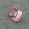 Розовая памирская шпинель отличной российской огранки формы октагон, вес 0.7 карат, размер 5.7х4.3мм (spinel0240)
