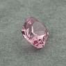 Розовая памирская шпинель отличной российской огранки формы октагон, вес 0.52 карат, размер 4.7х4.5мм (spinel0242)