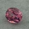 Розовая памирская шпинель отличной российской огранки формы антик, вес 1.06 карат, размер 6.3х5.5мм (spinel0247)