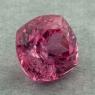 Розовая памирская шпинель отличной российской огранки формы антик, вес 4 карат, размер 9х8.9мм (spinel0249)