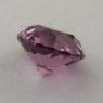Светло-пурпурная шпинель отличной российской огранки формы круг, вес 1.6 карат, размер 7х7мм (spinel0260)