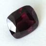 Темно-пурпурная шпинель формы антик, вес 2.77 карат, размер 8.9х7.3мм (spinel0276)