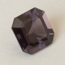 Темно-пурпурная шпинель формы октагон, вес 1.92 карат, размер 7.1х7.1мм (spinel0292)