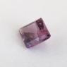 Пурпурная шпинель российской огранки формы ромб, вес 0.89 карат, размер 8.2х5.9мм (spinel0294)
