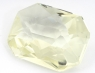Бледно-жёлтый сподумен октагон вес 24.04 карат, размер 22.1х16.8мм (spodumene0005)