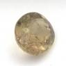 Султанит (диаспор) овал вес 4.15 карат, размер 10.8х9мм (sultanite0029)