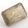 Султанит (диаспор) октагон вес 13.46 карат, размер 17.5х11мм (sultanite0073)