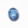 Танзанит кабошон овал вес 1.61 карат, размер 8х6мм (tanz0073)