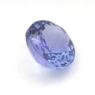 Фиолетово-синий танзанит круг вес 0.96 карат, размер 6х6мм (tanz0100)