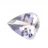Бледно-фиолетовый танзанит груша вес 0.86 карат, размер 8х5.9мм (tanz0112)
