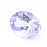Бледно-фиолетовый танзанит овал вес 1.33 карат, размер 7.8х6мм (tanz0114)