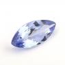 Фиолетово-синий танзанит маркиз, вес 1 карат, размер 11х5.1мм (tanz0249)