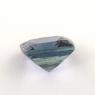 Фиолетово-синий танзанит антик, вес 1.38 карат, размер 6.6х6.5мм (tanz0256)