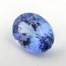 Светло-синий танзанит овал, вес 1.79 карат, размер 8.9х6.9мм (tanz0374)