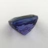 Зеленовато-синий танзанит антик, вес 2.48 карат, размер 7.8х7.7мм (tanz0376)