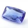 Фиолетово-синий танзанит антик, вес 2.82 карат, размер 11.6х7.3мм (tanz0411)