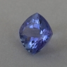 Светлый фиолетово-синий танзанит формы антик, вес 1.14 карат, размер 6.1х6.1мм (tanz0489)