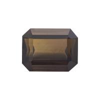 Турмалин табачного цвета октагон вес 13.49 карат, размер 15.9х12.3мм (turm0018)