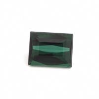 Турмалин индиголит багет вес 1.45 карат, размер 7.7х6мм (turm0052)