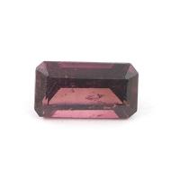 Розовый турмалин октагон вес 1.59 карат, размер 9.5х5.2мм (turm0073)
