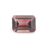 Розовый турмалин октагон вес 1.52 карат, размер 8.1х5.7мм (turm0075)