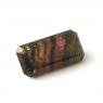 Полихромный турмалин октагон вес 5.5 карат, размер 15.8х7.7мм (turm0085)