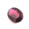 Малиновый турмалин рубеллит овал вес 2.64 карат, размер 10.7х7.5мм (turm0161)