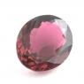 Сиренево-розовый турмалин рубеллит овал вес 5.76 карат, размер 14.1х11.5мм (turm0162)