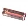 Розовый турмалин октагон вес 6.72 карат, размер 20.3х6.9мм (turm0183)