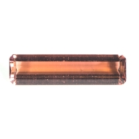 Розовый турмалин октагон вес 3.97 карат, размер 19.9х5.3мм (turm0184)