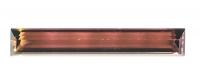 Полихромный турмалин багет вес 7.2 карат, размер 30.4х5.06мм (turm0186)