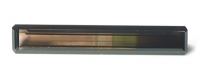 Полихромный турмалин октагон вес 9.8 карат, размер 33.1х5.64мм (turm0187)