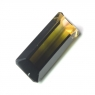 Полихромный турмалин октагон вес 7.1 карат, размер 19.2х7.2мм (turm0188)