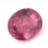 Ярко-розовый турмалин рубеллит овал вес 2.95 карат, размер 10.5х8.4мм (turm0227)