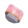 Полихромный (арбузный) турмалин формы октагон, вес 18 карат, размер 15.7х13.4мм (turm0317)
