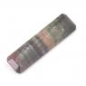 Полихромный турмалин формы октагон, вес 2.02 карат, размер 17.7х4.7мм (turm0320)