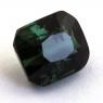 Синевато-зеленый турмалин формы октагон, вес 4.05 карат, размер 9.2х8.1мм (turm0353)