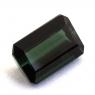 Темно-зеленый турмалин формы октагон, вес 2.78 карат, размер 9.9х6.5мм (turm0354)