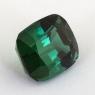 Сине-зеленый турмалин антик, вес 5.55 карат, размер 10.5х9.5мм (turm0356)