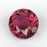 Персиково-розовый турмалин овал, вес 3.07 карат, размер 9.4х8.6мм (turm0360)