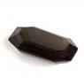 Темный коричневато-зеленый турмалин октагон, вес 11.5 карат, размер 18.7х11.8мм (turm0380)