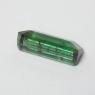 Ярко-зеленый турмалин октагон, вес 4.68 карат, размер 13.8х7мм (turm0398)
